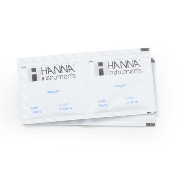 Reactivos para Nitrito de Rango Bajo (100 pruebas) - HI93707-01