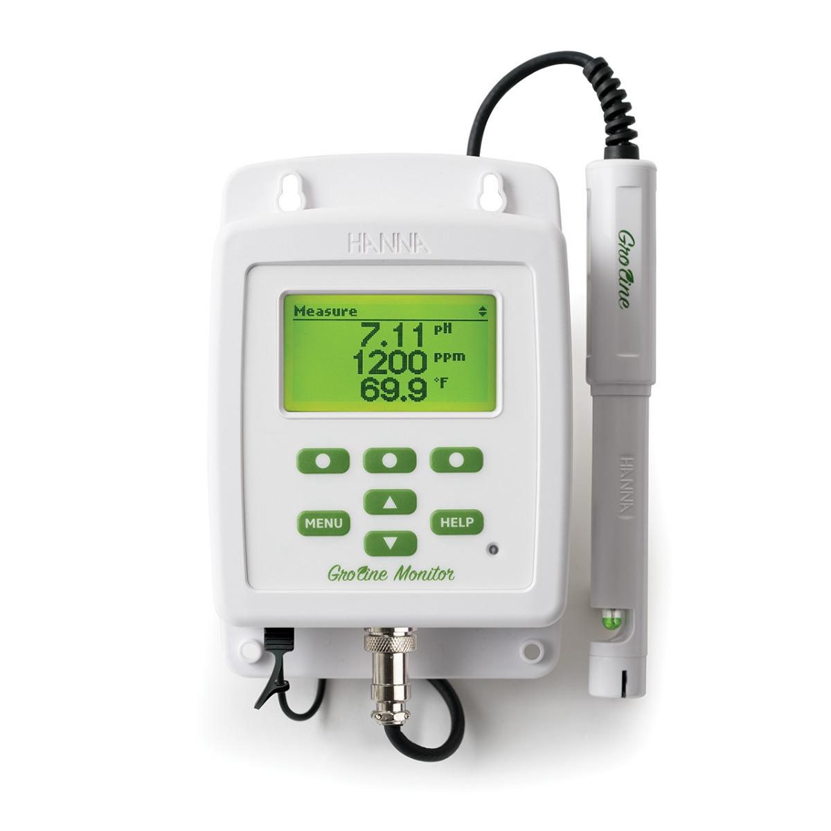 Monitor GroLine para Nutrientes Hidropónicos - HI981420