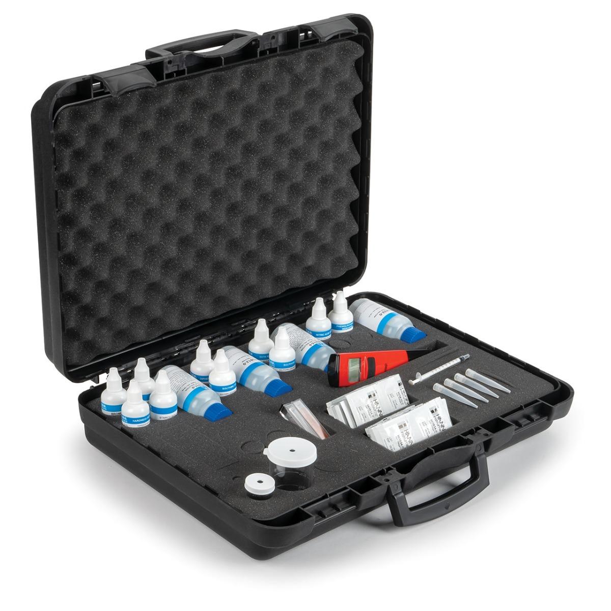 Kit de Prueba para la Calidad del Agua - HI3817
