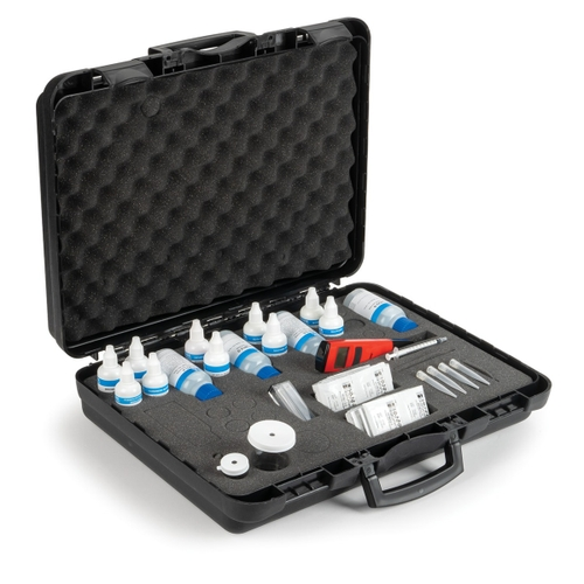 Kit Químico de Pruebas para Calderas y Agua de Alimentación - HI3827