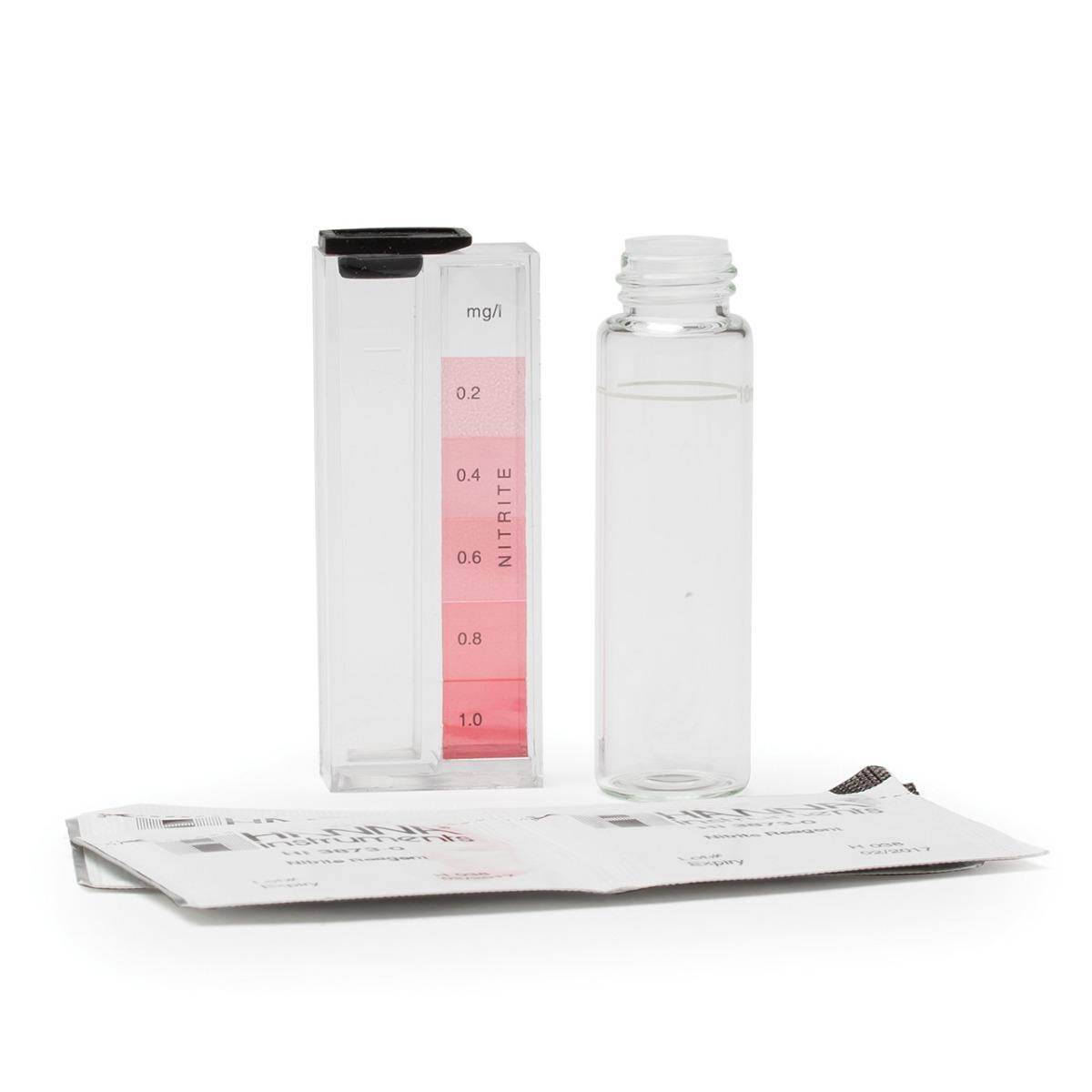 Kit Químico de Pruebas para Nitrito - HI3873