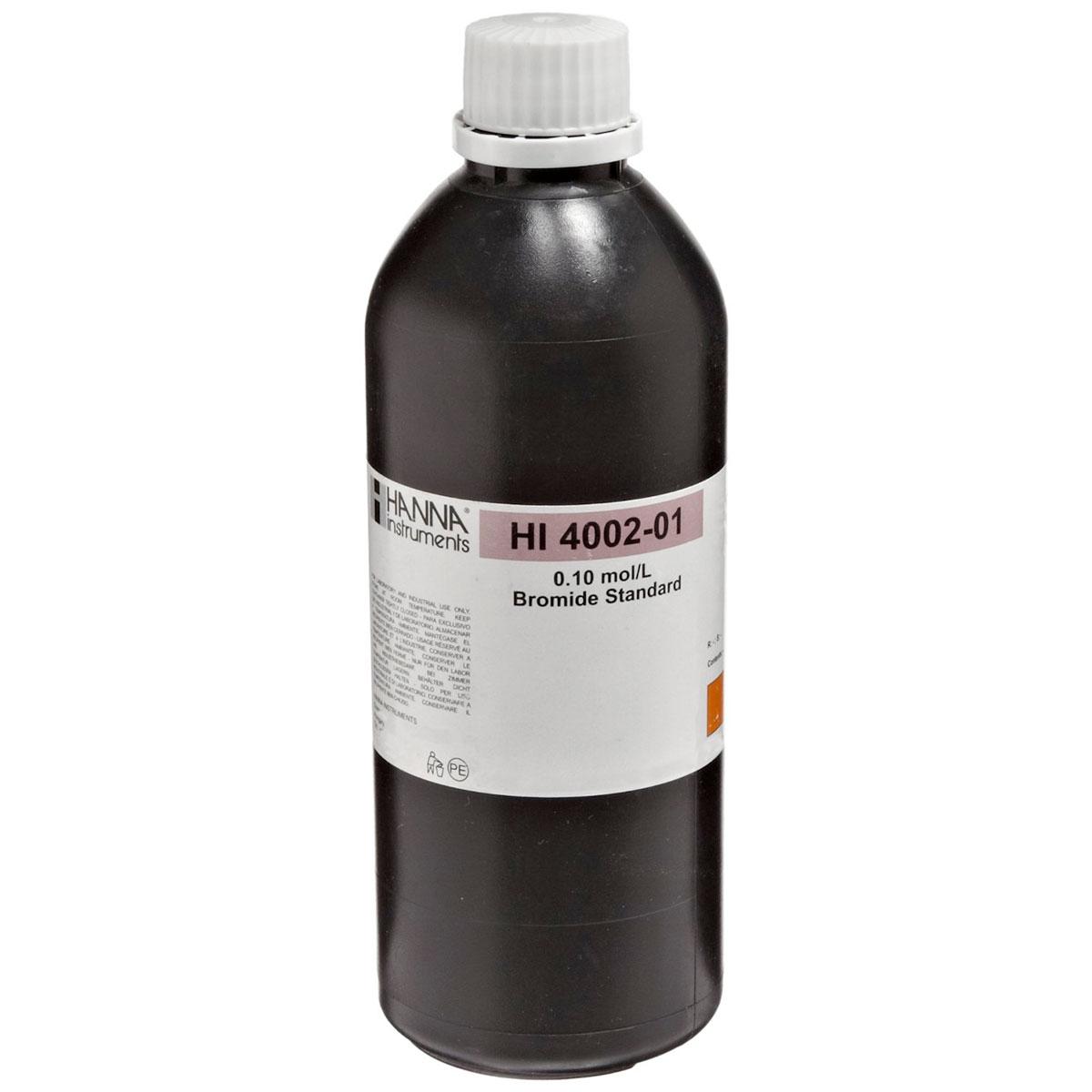 Solución Estándar de Bromuro 0.1M para ISE - HI4002-01
