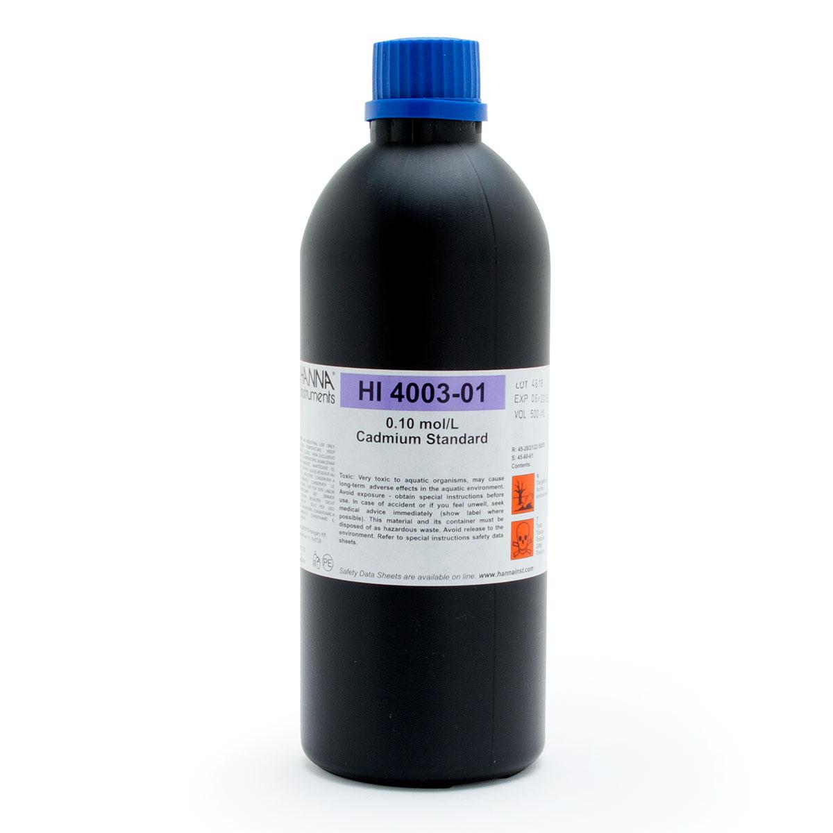 Estándar de Cadmio 0.1M para ISE - HI4003-01