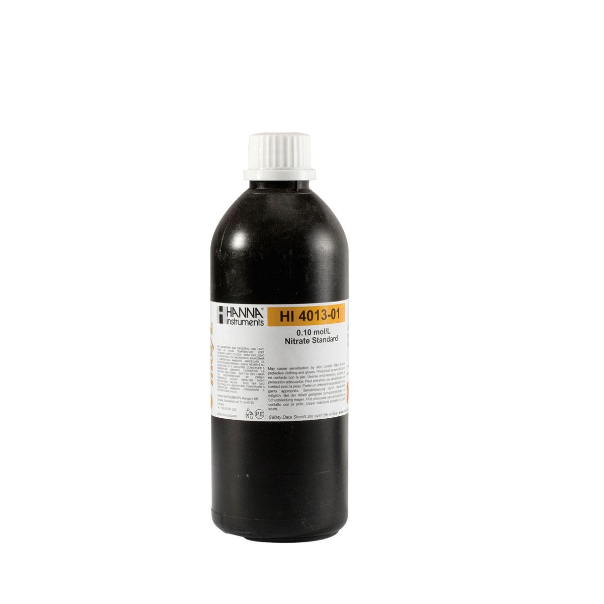 Solución Estándar de Nitrato 0.1M para ISE - HI4013-01