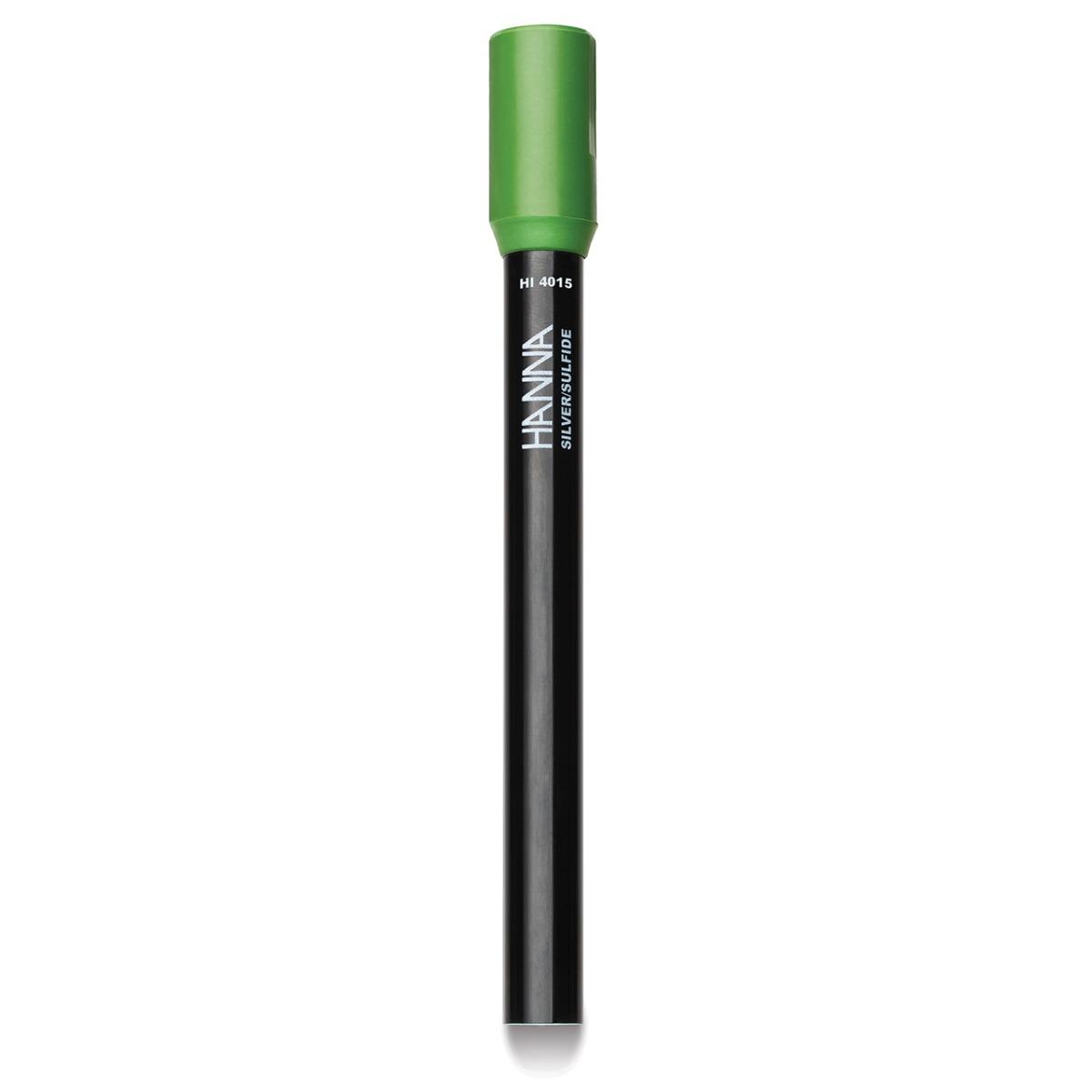 Electrodo de Ion Selectivo (ISE) de Media Celda para Plata/Sulfuro - HI4015