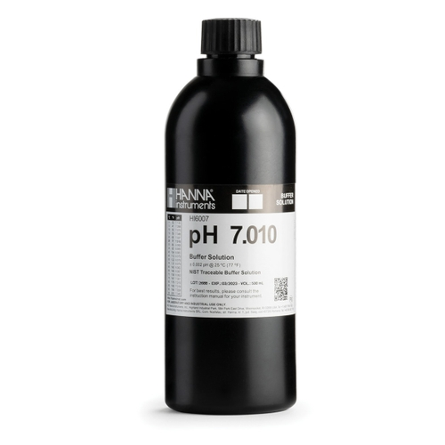 HI6007 pH 7.010 Millesimal Calibration Buffer (500 mL)