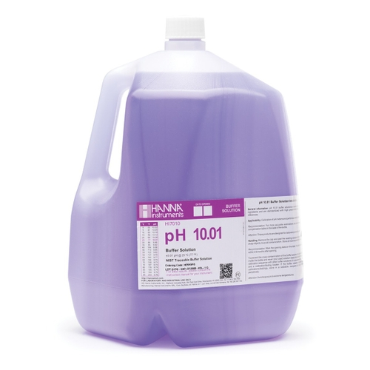 HI7010/1G pH 10.01 Calibration Solution (1 G ( 3.78 L)