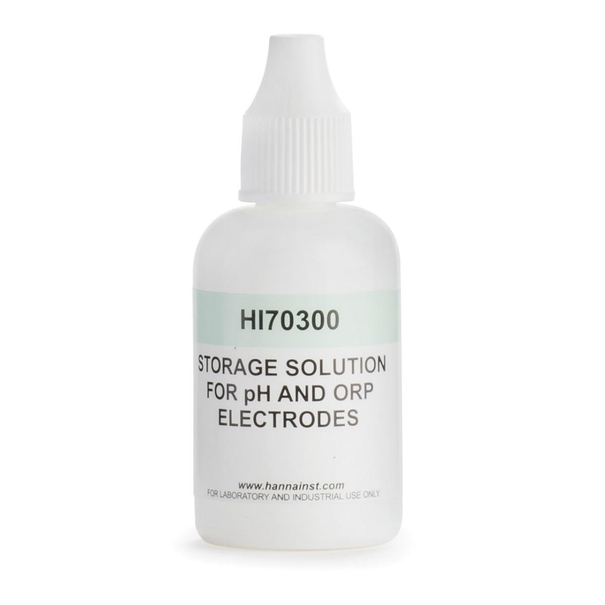 HI70300S pH Electrode Storage Solution (30 mL)