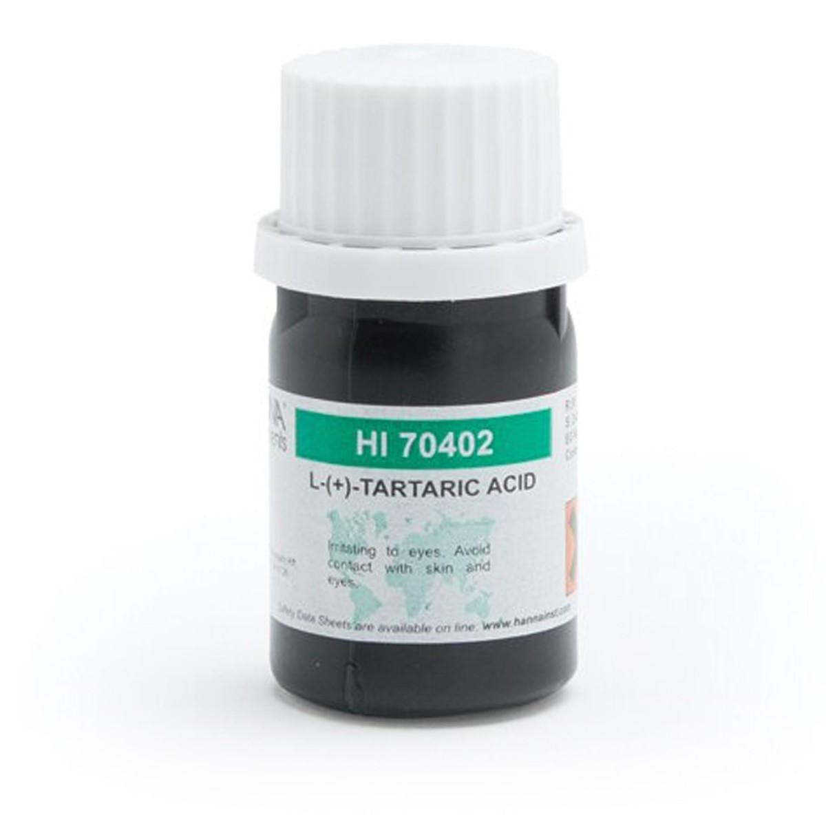 Tartaric Acid Reagent, 20 g - HI70402