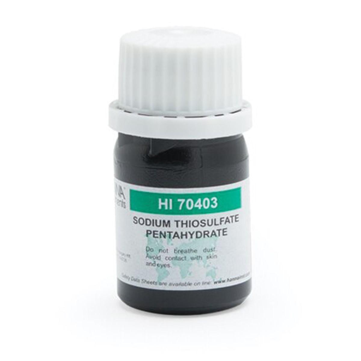 Sodium Thiosulfate Pentahydrate Reagent, 20 g - HI70403