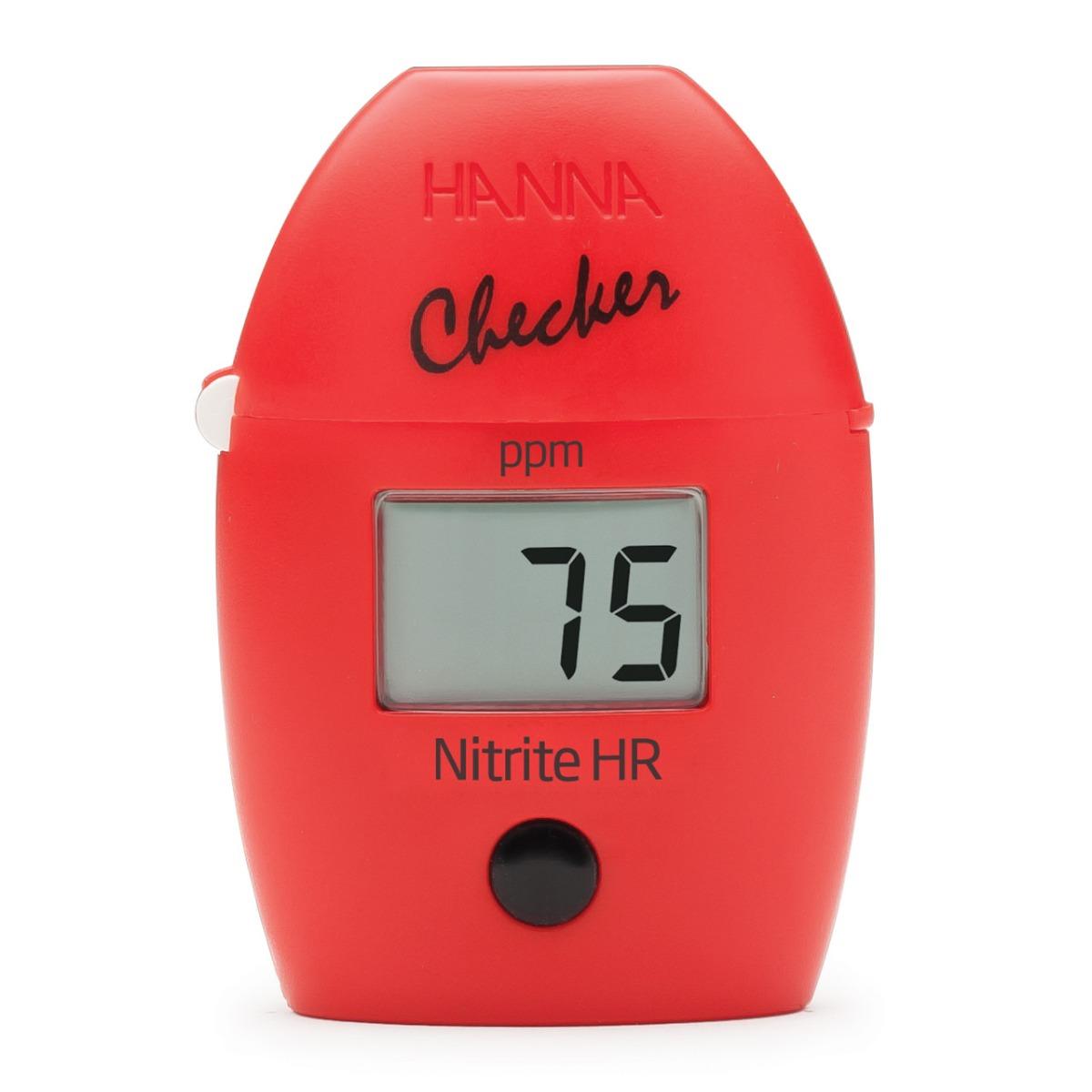 Checker® HC para Nitrito de Rango Alto - HI708