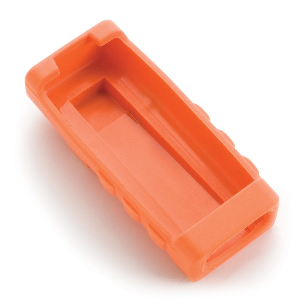 Funda de Goma a Prueba de Golpes (Naranja) - HI710023