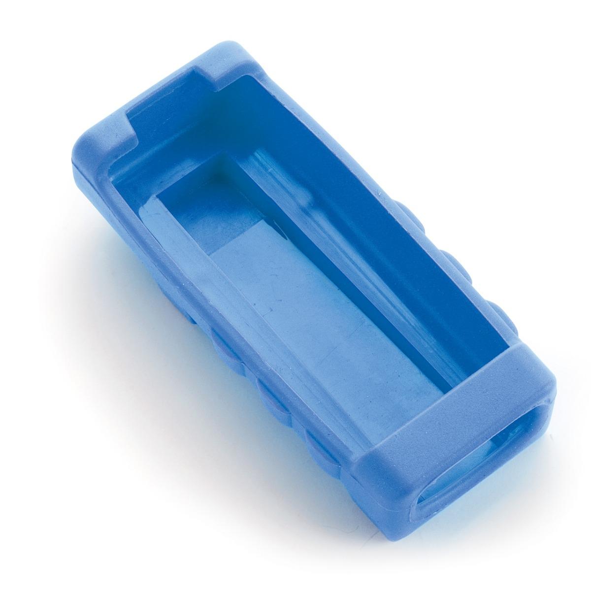 Funda de Goma a Prueba de Golpes (Azul) - HI710024