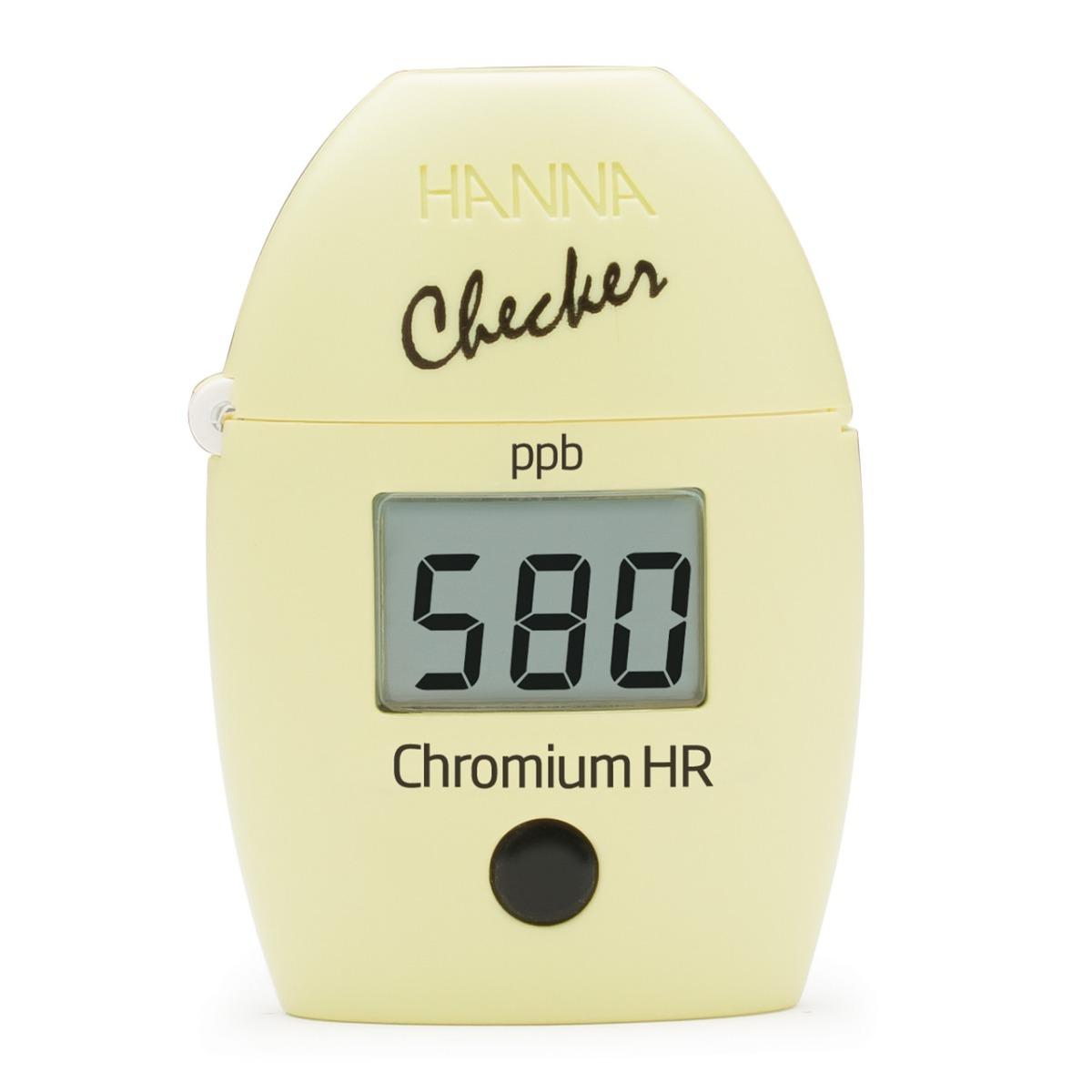 Checker® HC para Cromo VI Rango Alto - HI723