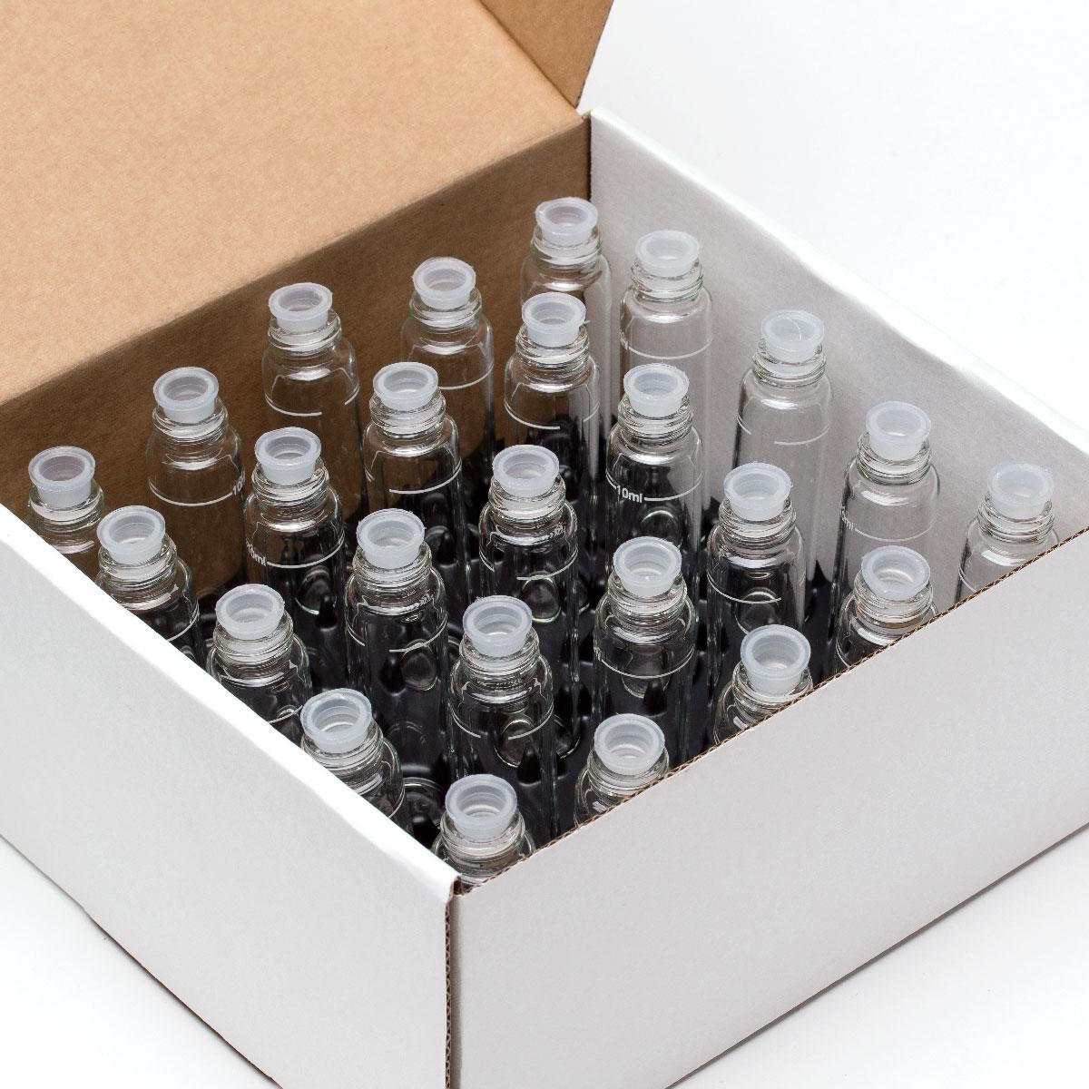 Cubetas de Vidrio Redondas para HI759 (25 Piezas) - HI731359