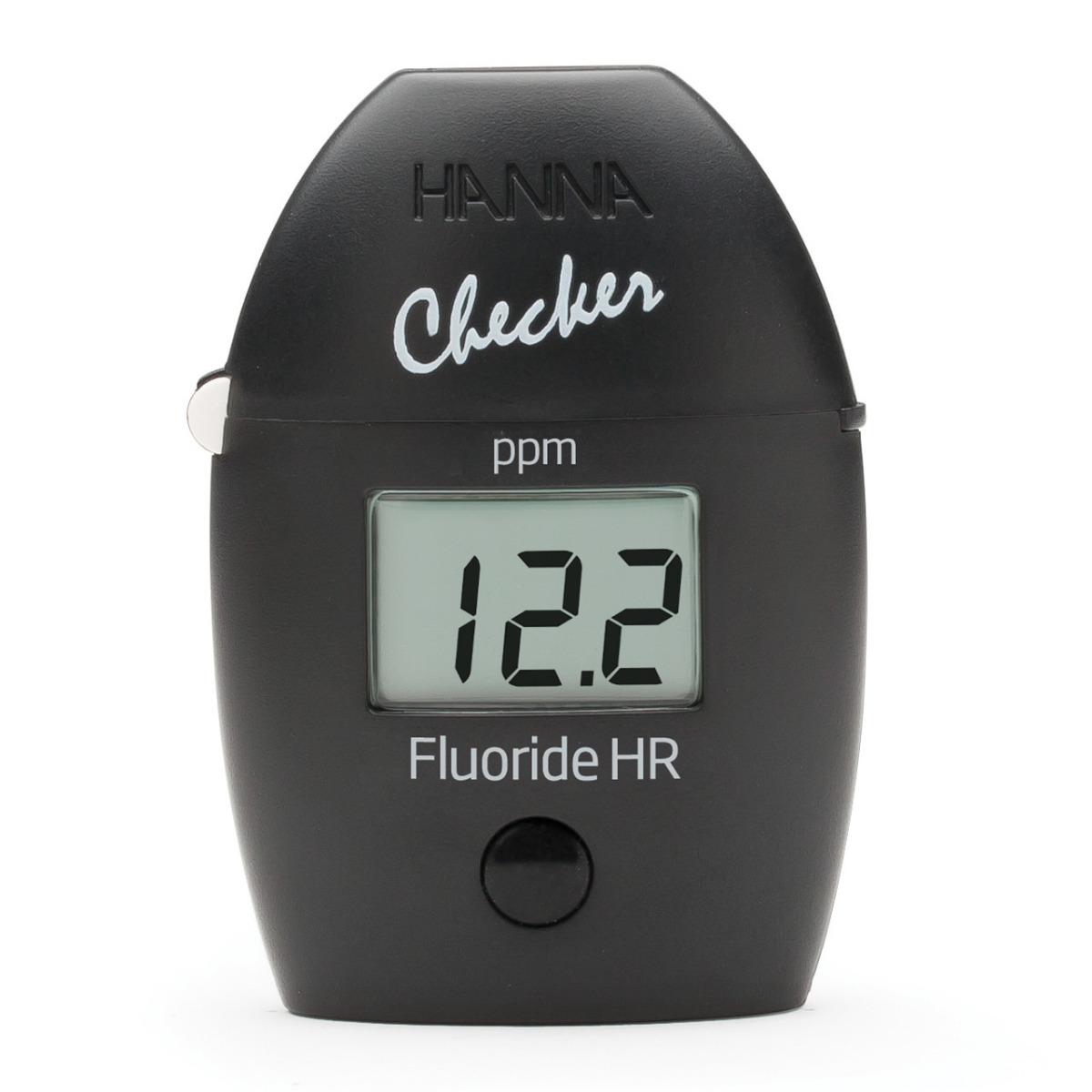 Checker® HC para Fluoruro Rango Alto - HI739
