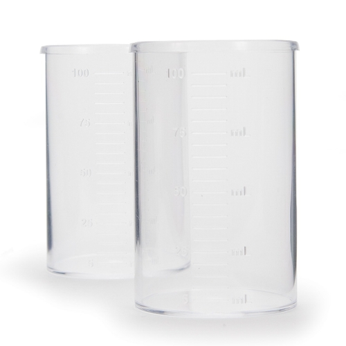 Set de Vasos de Plástico, 100 mL (10) - HI740036P