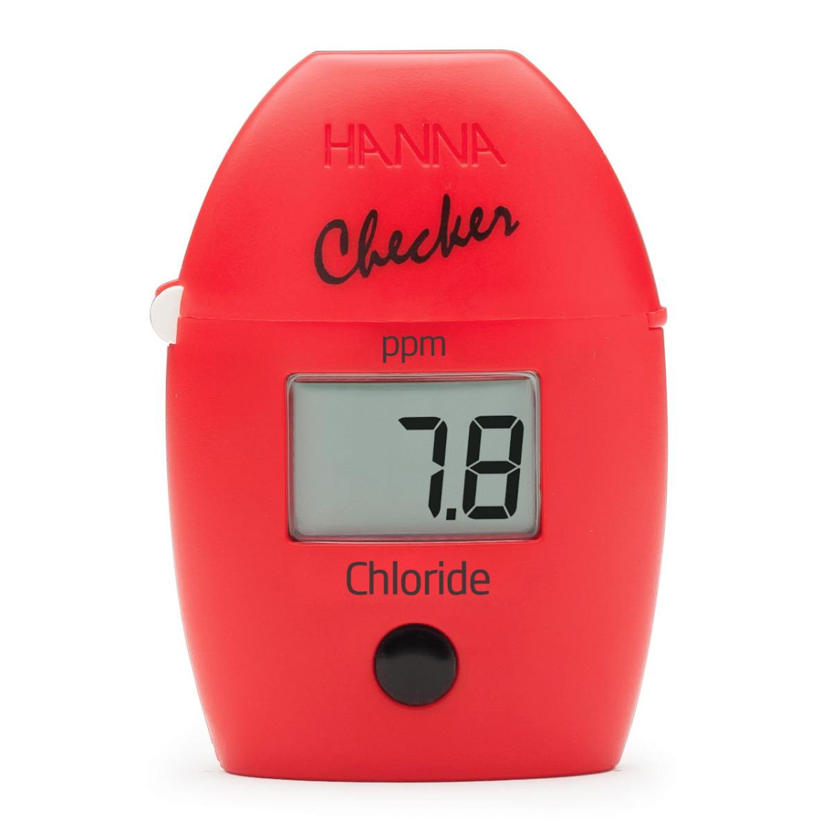 Checker® HC para Cloruro - HI753