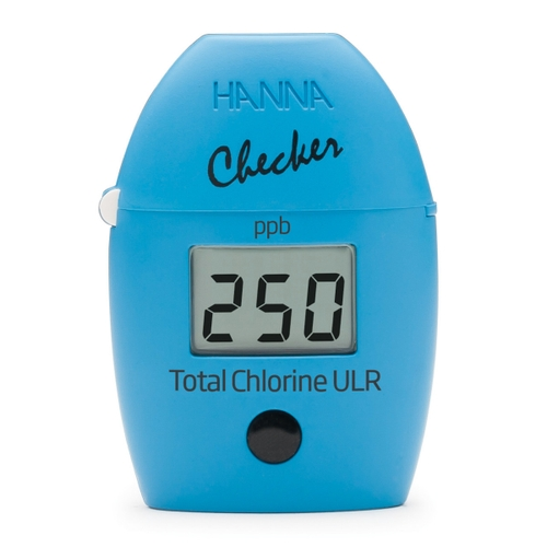 Total Chlorine Ultra Low Range Checker® HC - HI761