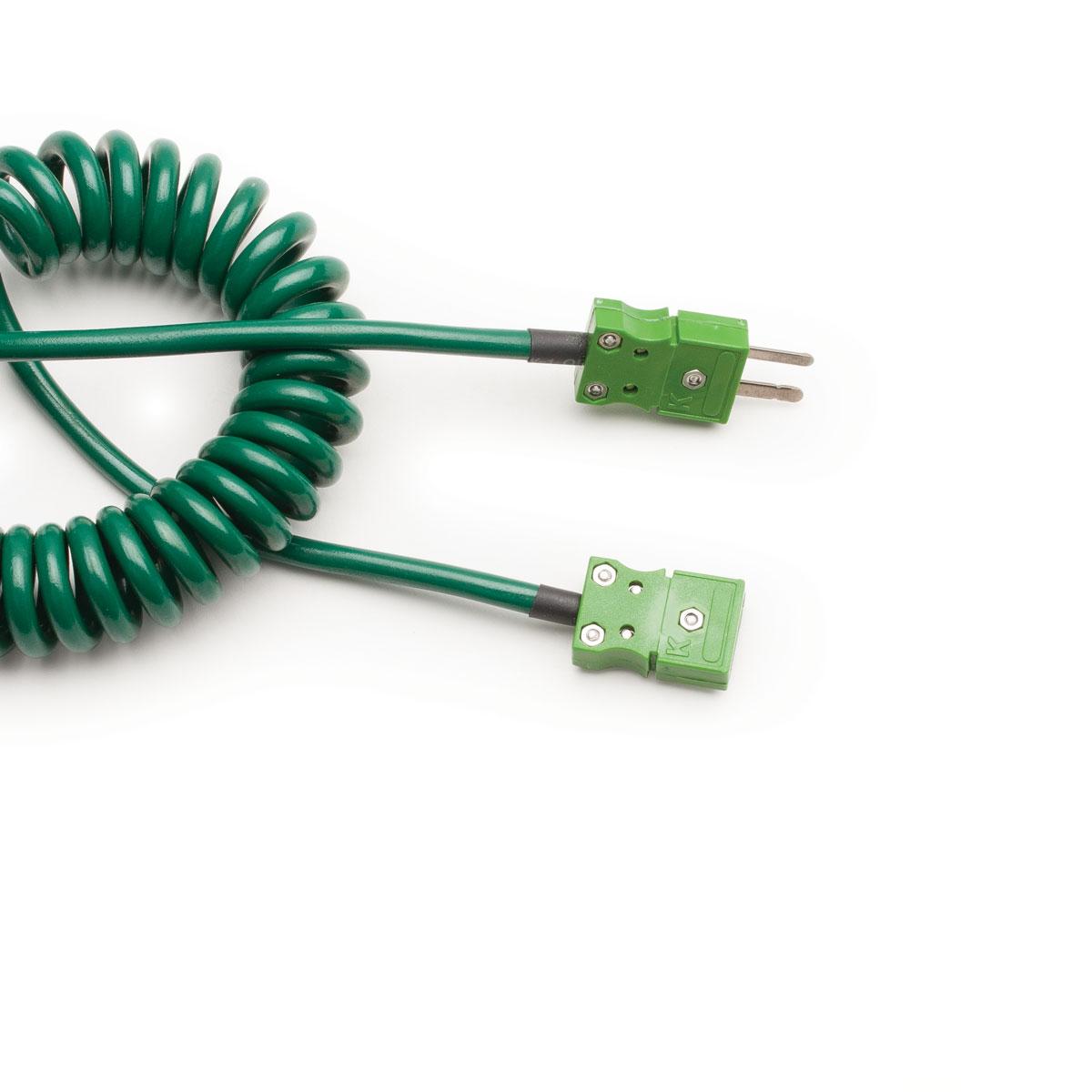 Cable de Extensión para Sondas de Termopar - HI766EX