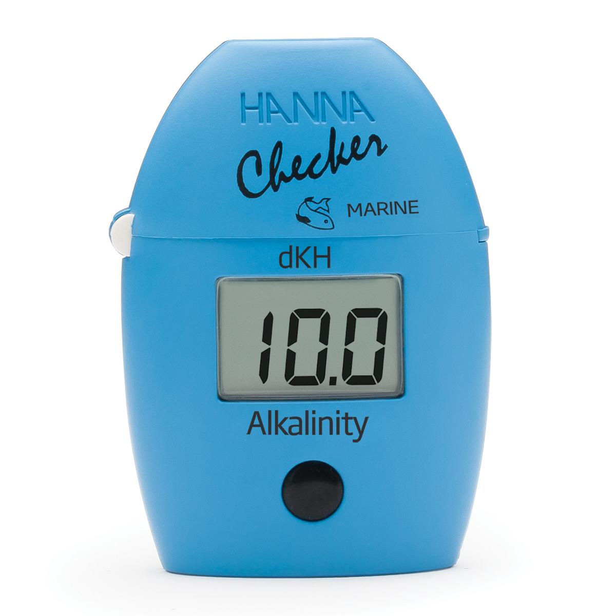 Checker® HC para Alcalinidad Marina (dKH) - HI772