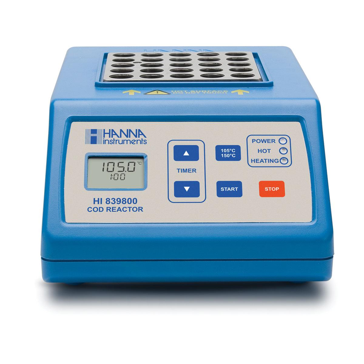 Calentador para Tubos de Ensayo DQO - HI839800
