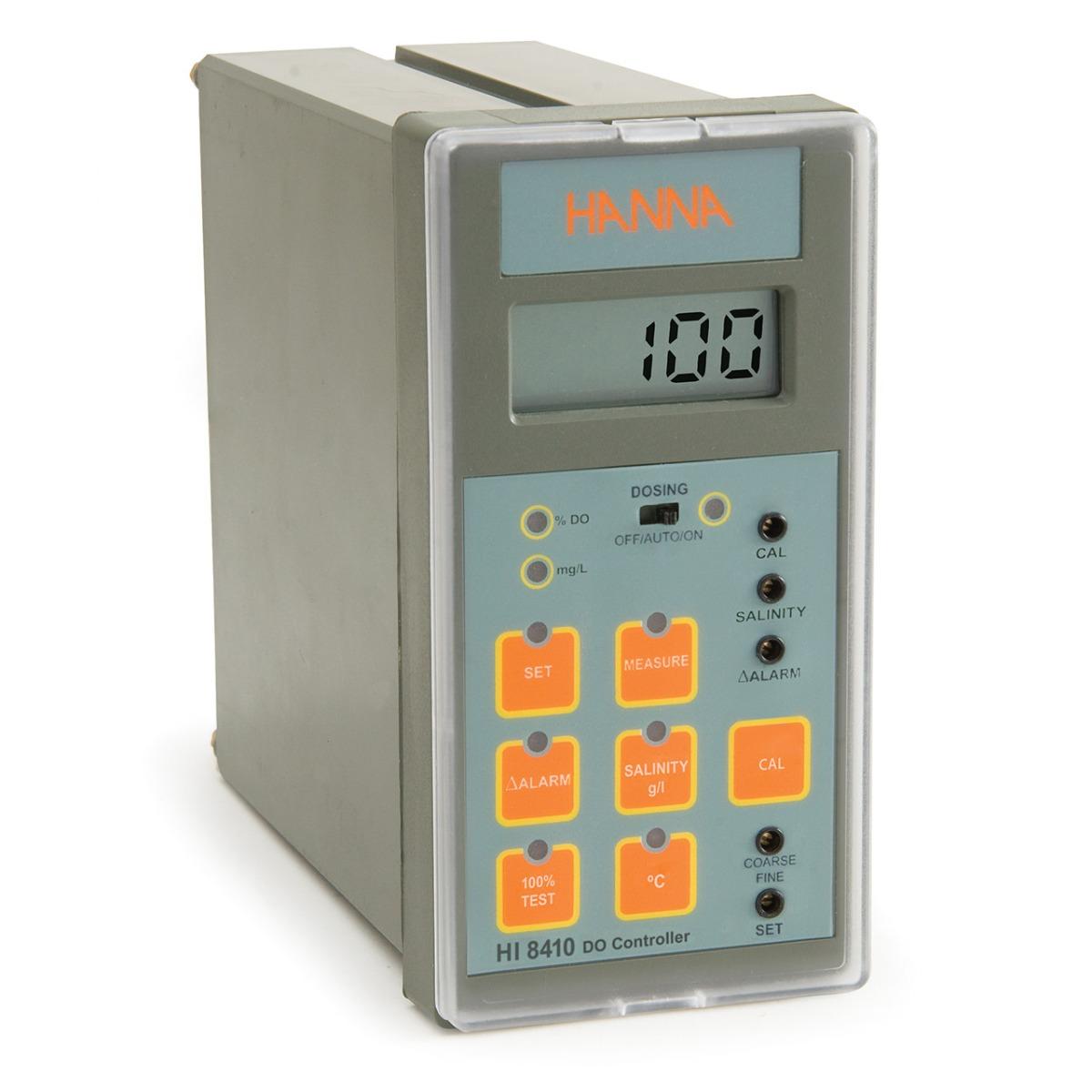 Controlador de Oxígeno Disuelto - HI8410