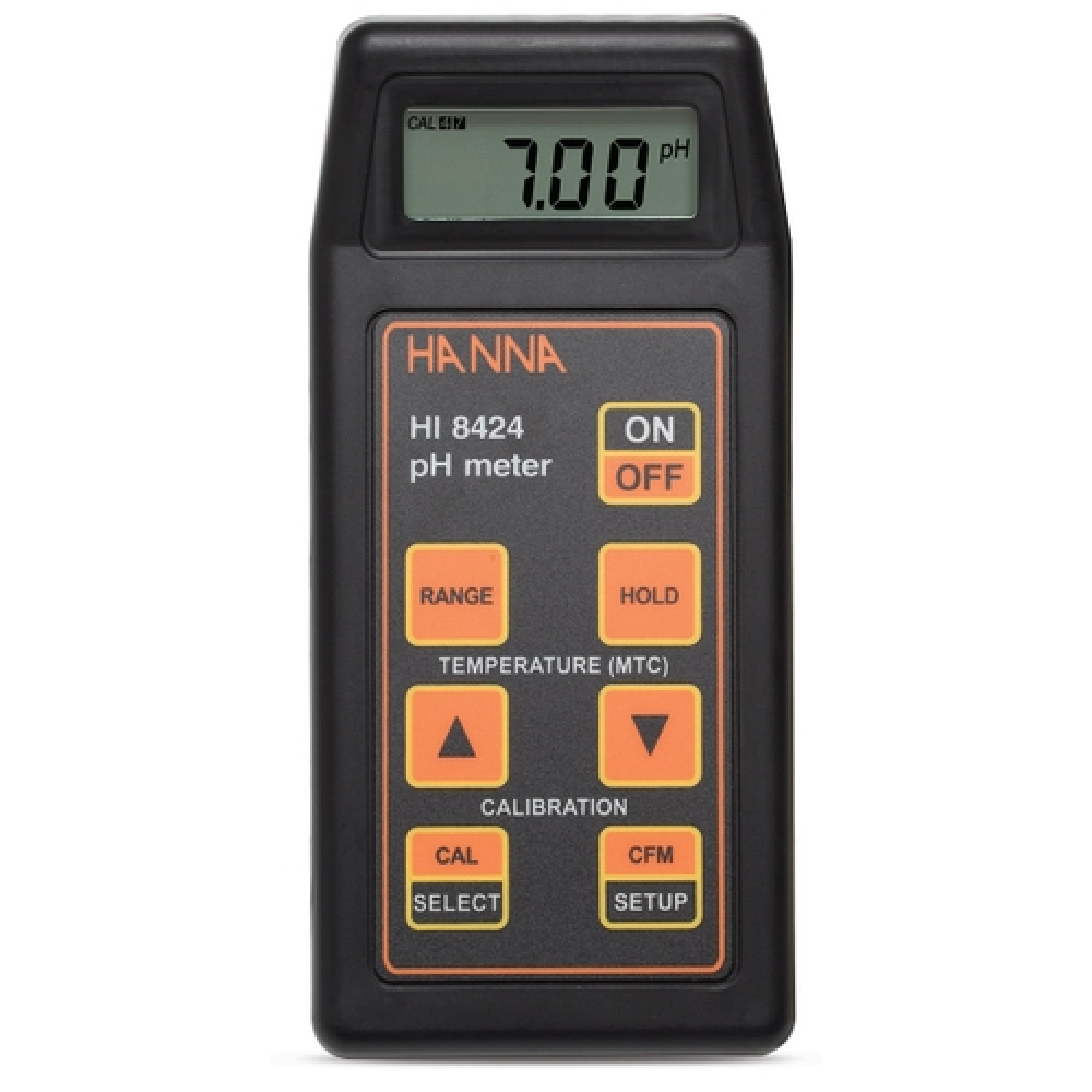 Medidor Portátil de pH / mV - HI8424