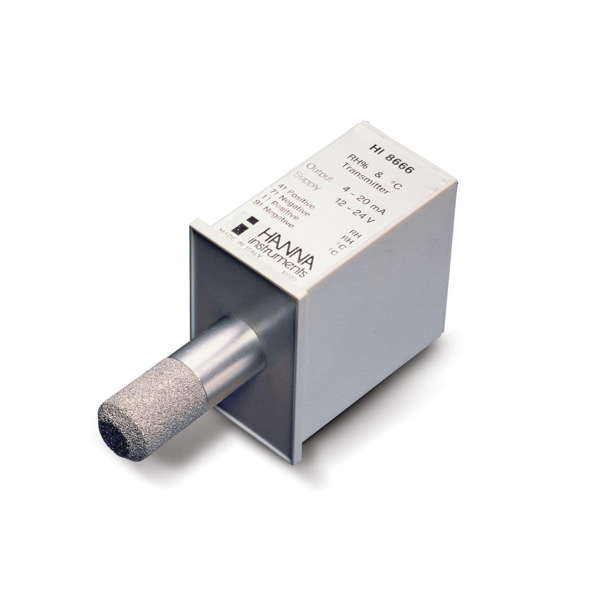 Transmisor de Humedad Relativa y Temperatura - HI8666