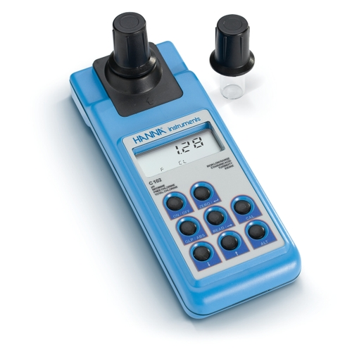 HI93102 Portable Multiparameter Turbidity and Ion Specific Meter