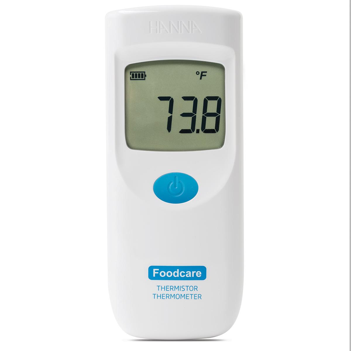 Termómetro Termistor para Alimentos - HI93501r
