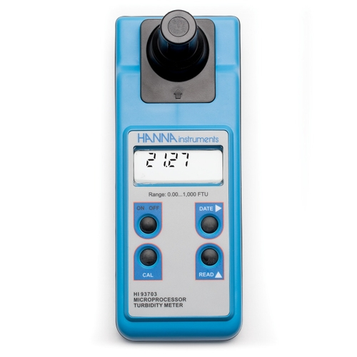 HI93703 Portable Turbidity Meter ISO Compliant