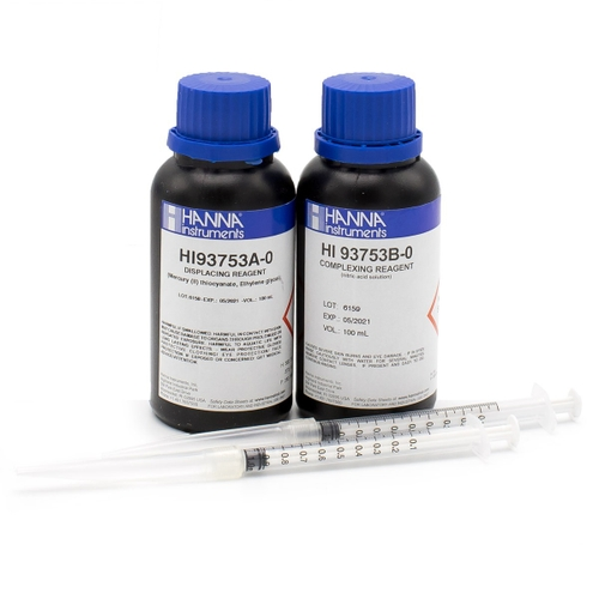 Chloride Reagents (100 tests) - HI93753-01