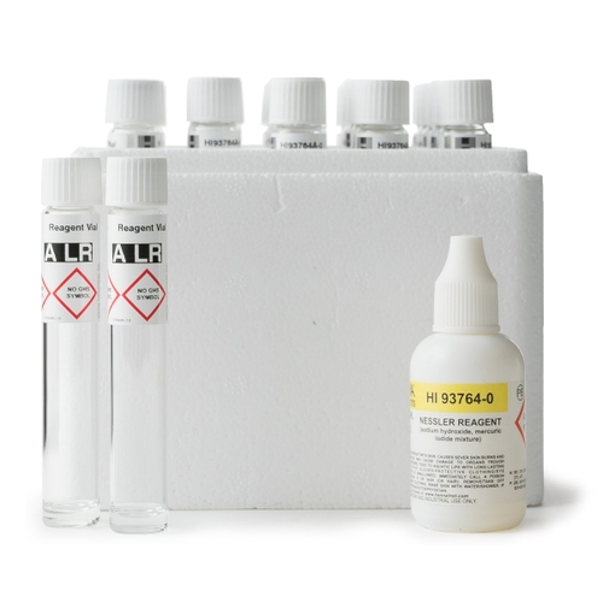 Reactivos para Amoniaco de Rango Bajo - HI93764A-25