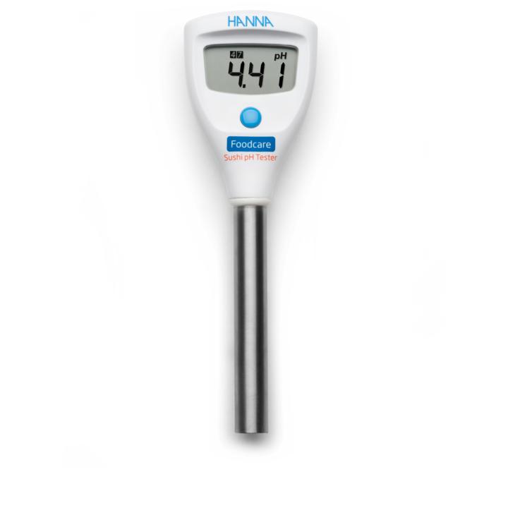 Medidor de pH para Sushi - HI981035