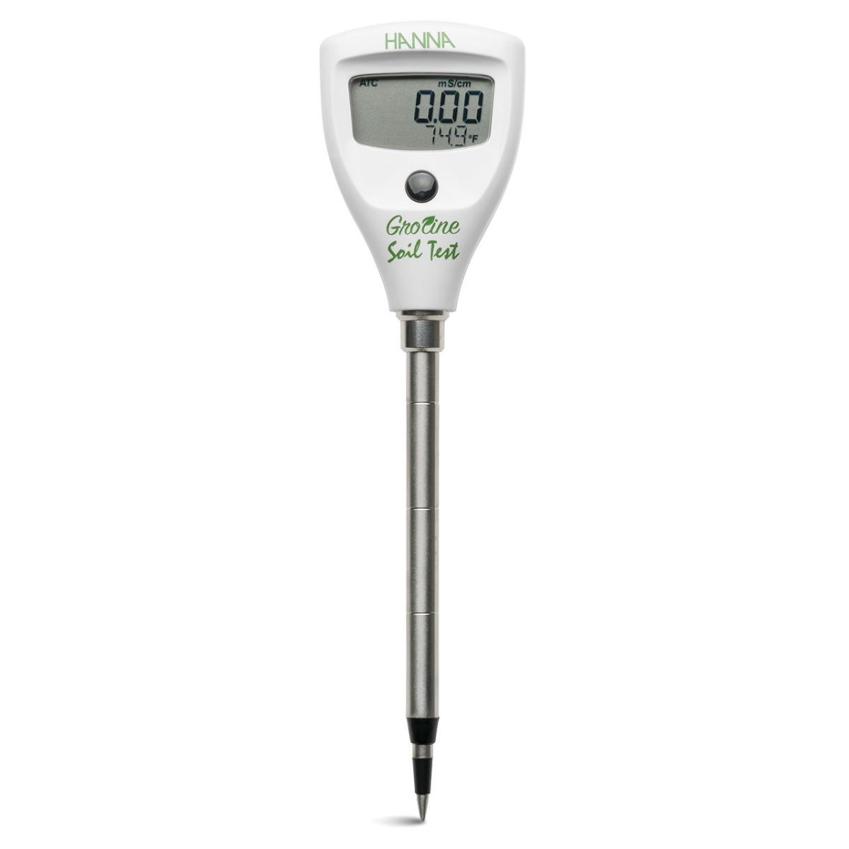 Tester de CE Directo en Suelo Soil Test™ - HI98331