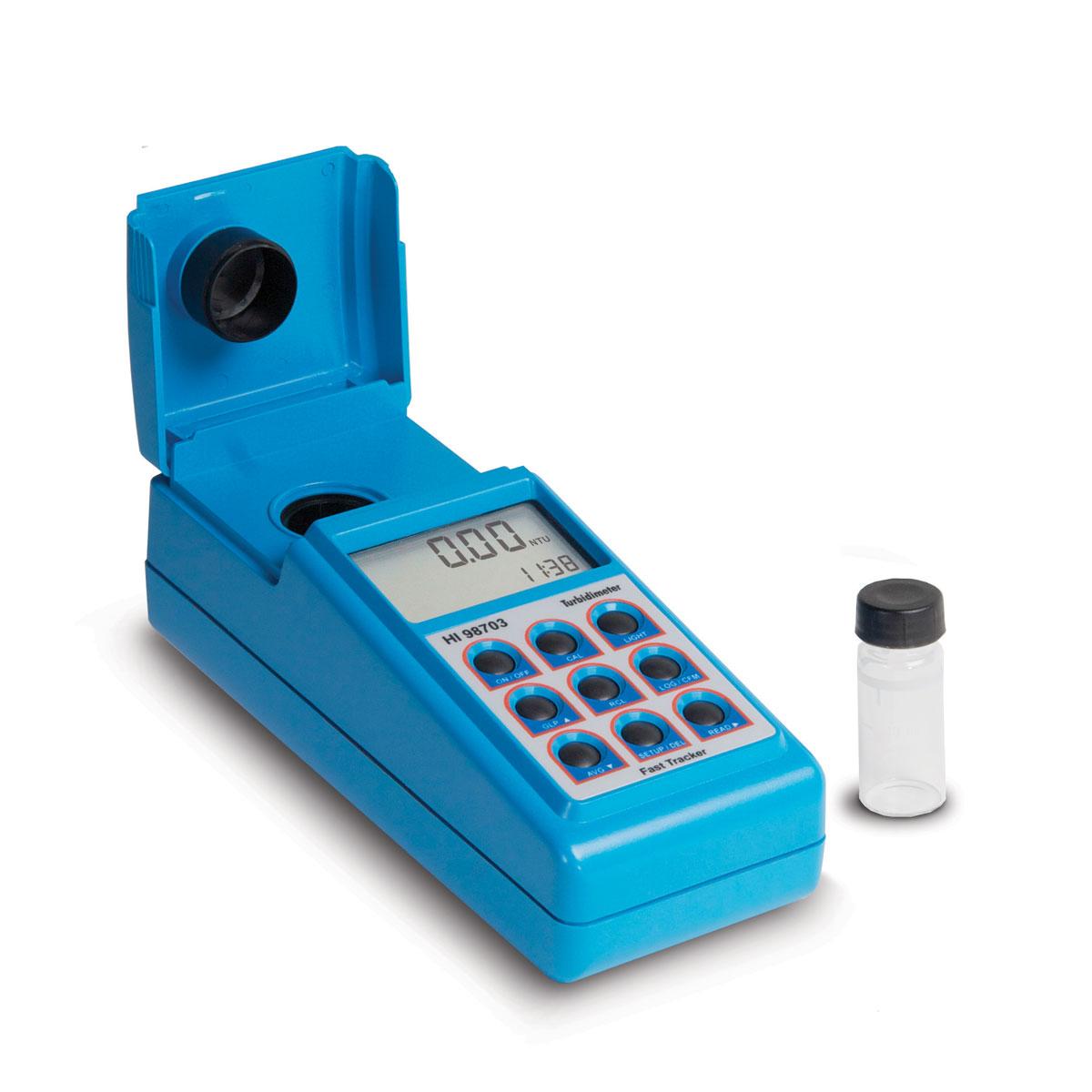 Medidor Portátil de Turbidez (EPA) - HI98703-02