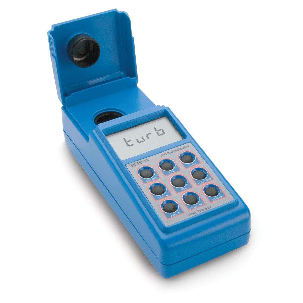 Medidor Portátil de Turbidez ISO - HI98713