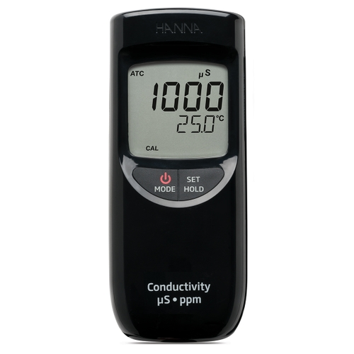Medidor Portátil de CE / TDS de Rango Bajo - HI99300