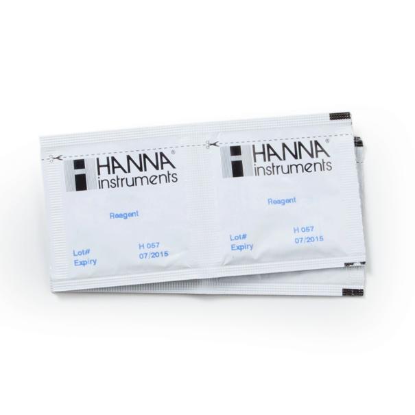 Reactivos para Nitrito de Rango Alto (100 pruebas) - HI93708-01