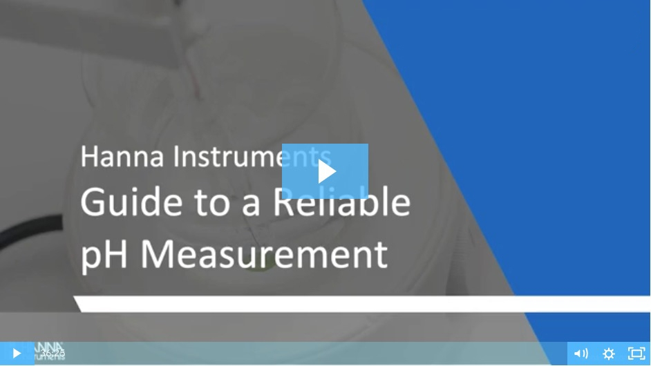 Guide to a Reliable pH Measurement