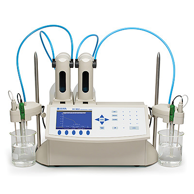 HI902C Automatic Potentiometric Titration System