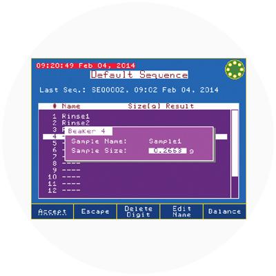 HI902C Digital balance compatibility