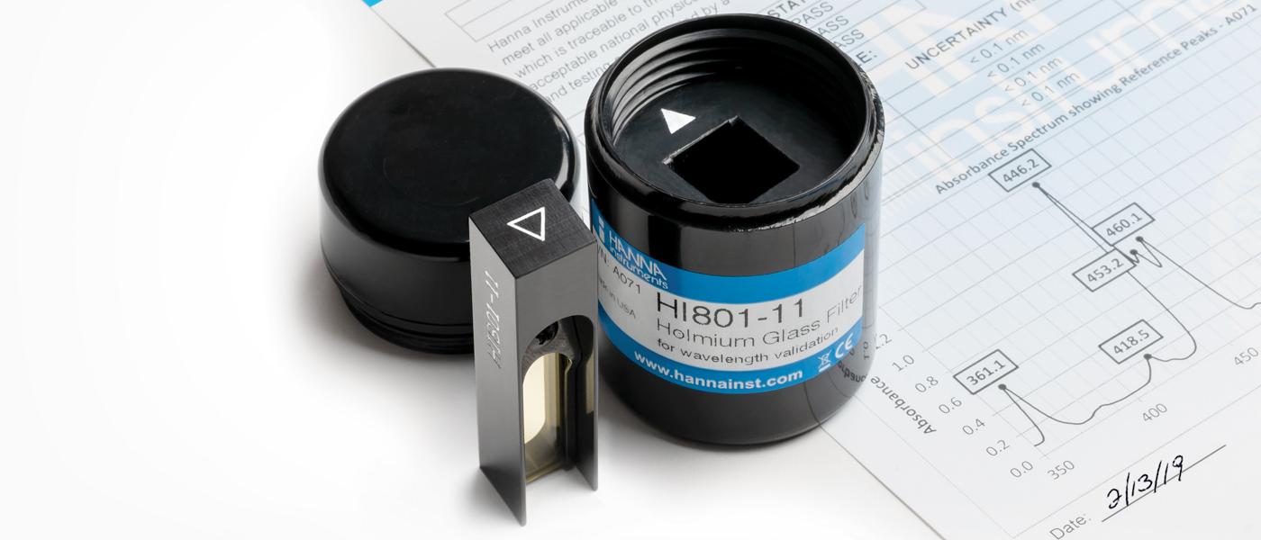 HI801-11 Holmium Filter