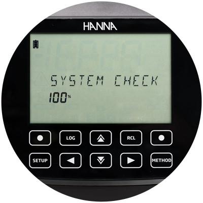 Chequeo del sistema