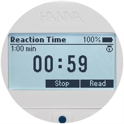 Reaction time countdown