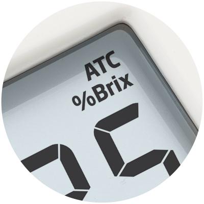 Refractómetros-ATC