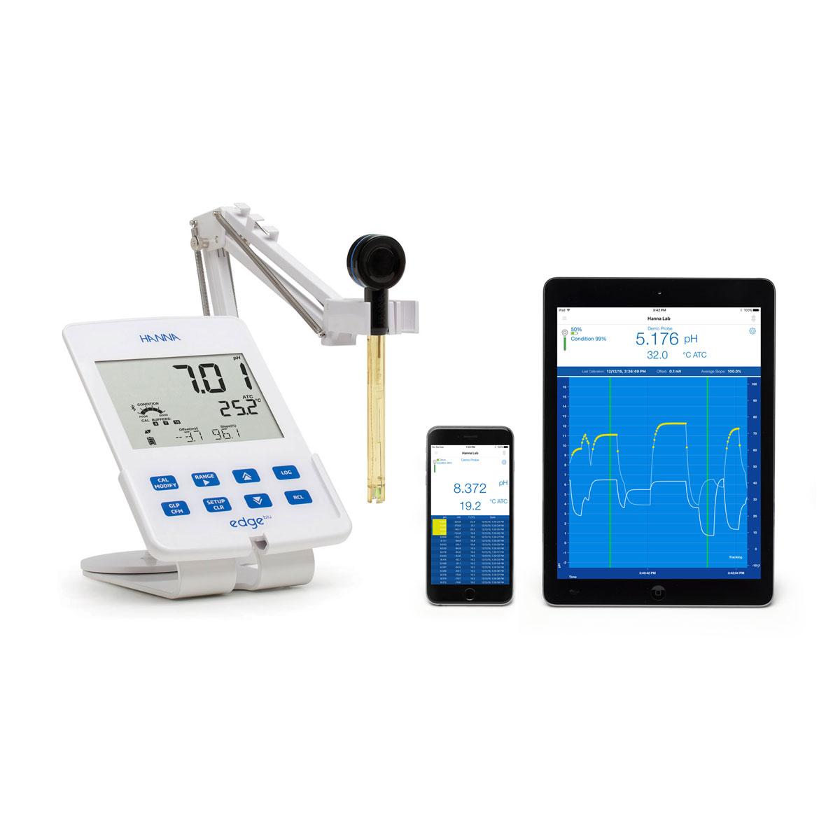 HALOTM - pH Probe with Bluetooth® Smart Technology