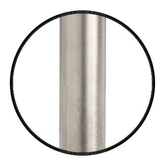 titanium body