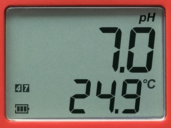 HI98107 multi-level LCD